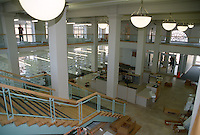 1997 April ..Redevelopment.Tidewater Community College..MARTIN BUILDING.INTERIOR VIEW.COMPLETE...NEG#.NRHA#..