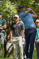 Russell Knox (IRL) watches his tee shot on 16 during round 3 of the World Golf Championships, Mexico, Club De Golf Chapultepec, Mexico City, Mexico. 2/23/2019.<br /> Picture: Golffile | Ken Murray<br /> <br /> <br /> All photo usage must carry mandatory copyright credit (© Golffile | Ken Murray)