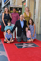 Jeffery Tamblor &amp; Family at the Hollywood Walk of Fame Star Ceremony honoring actor Jeffrey Tambor. Los Angeles, USA 08 Aug. 2017<br /> Picture: Paul Smith/Featureflash/SilverHub 0208 004 5359 sales@silverhubmedia.com