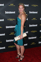 WEST HOLLYWOOD, CA, USA - AUGUST 23: Elisabeth Röhm arrives at the 2014 Entertainment Weekly Pre-Emmy Party held at the Fig & Olive on August 23, 2014 in West Hollywood, California, United States. (Photo by Xavier Collin/Celebrity Monitor)