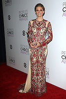 Stana Katic<br /> at the 40th People's Choice Awards Press Room, Nokia Theatre, Los Angeles, CA 01-08-14<br /> David Edwards/DailyCeleb.com 818-249-4998