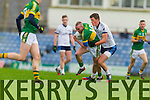 Gary Sayers Kerry in action against Alan Duggan IT Tralee in the McGrath cup at Austin Stack Park on Sunday.