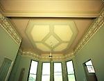 Victorian  San Francisco Ceiling Wallpaper
