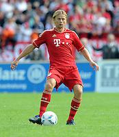 Fussball 1. Bundesliga:  Saison   2011/2012    Testspiel FC Bayern Muenchen  - Traumspiel 23.07.2011 Anatoliy Tymoshchuk  (FC Bayern Muenchen)