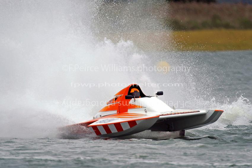 Dale Hernandez, Jr. S-93  (2.5 Litre Stock hydroplane(s)