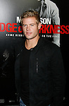 "LOS ANGELES, CA. - January 26: Trevor Donovan attends the ""Edge Of Darkness"" Los Angeles Premiere at Grauman's Chinese Theatre on January 26, 2010 in Los Angeles, California."