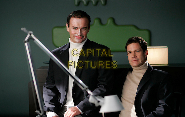 JULIAN McMAHON & DYLAN WALSH.in Nip/Tuck (Year 4).Nip Tuck .**Editorial Use Only**.CAP/FB.Supplied by Capital Pictures