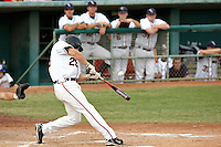 SAN ANTONIO, TX - MARCH 17, 2008: The University of Texas Longhorns vs. The University of Texas at San Antonio Roadrunners Baseball at Roadrunner Field. (Photo by Jeff Huehn)