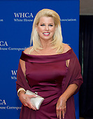 Rita Cosby arrives for the 2017 White House Correspondents Association Annual Dinner at the Washington Hilton Hotel on Saturday, April 29, 2017.<br /> Credit: Ron Sachs / CNP