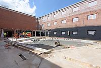 2017-04-28 Renovations Litchfield Hall WCSU | Progress 08