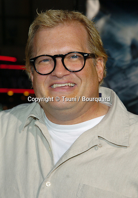 Drew Carey arriving at the Sky Captain and the World of Tomorrow Premiere at the Chinese Theatre in Los Angeles. September 14, 2004.