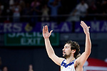Real Madrid's Sergio Llull during Liga Endesa match between Real Madrid and FC Barcelona Lassa at Wizink Center in Madrid, Spain. March 12, 2017. (ALTERPHOTOS/BorjaB.Hojas)