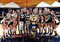 FIU Volleyball 2014 (Combined)