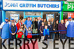 Rachel Allen, officially  opens John Griffin Butchers, the Horans centre on Friday