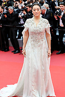 CANNES - MAY 14:  Gong Li arrives to the premiere of &quot;THE DEAD DON&rsquo;T DIE <br /> &quot; during the 2019 Cannes Film Festival on May 14, 2019 at Palais des Festivals in Cannes, France. <br /> CAP/MPI/IS/LB<br /> &copy;LB/IS/MPI/Capital Pictures