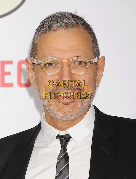 HOLLYWOOD, CA - JANUARY 21: Actor Jeff Goldblum arrives at The Los Angeles Premiere Of 'Mortdecai' at TCL Chinese Theatre on January 21, 2015 in Hollywood, California.<br /> CAP/ROT/TM<br /> &copy;TM/Roth Stock/Capital Pictures