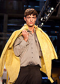 Collection by Morgan Press. Ravensbourne College Fashion Show 2011 with collections from graduate fashion students.