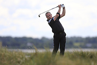 Pat Murray (Clontarf) during the 2nd round of the East of Ireland championship, Co Louth Golf Club, Baltray, Co Louth, Ireland. 03/06/2017<br /> Picture: Golffile | Fran Caffrey<br /> <br /> <br /> All photo usage must carry mandatory copyright credit (&copy; Golffile | Fran Caffrey)