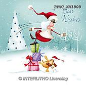Marcello, CHRISTMAS SANTA, SNOWMAN, WEIHNACHTSMÄNNER, SCHNEEMÄNNER, PAPÁ NOEL, MUÑECOS DE NIEVE, paintings+++++,ITMCXM1808,#X#