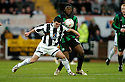 12/11/2006       Copyright Pic: James Stewart.File Name :sct_jspa16_st_mirren_v_celtic.STEWART KEAN AND EVANDER SNO CHALLENGE FOR THE BALL.James Stewart Photo Agency 19 Carronlea Drive, Falkirk. FK2 8DN      Vat Reg No. 607 6932 25.Office     : +44 (0)1324 570906     .Mobile   : +44 (0)7721 416997.Fax         : +44 (0)1324 570906.E-mail  :  jim@jspa.co.uk.If you require further information then contact Jim Stewart on any of the numbers above.........