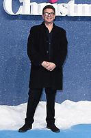 "LONDON, UK. November 11, 2019: David Livingstone arriving for the ""Last Christmas"" premiere at the BFI Southbank, London.<br /> Picture: Steve Vas/Featureflash"