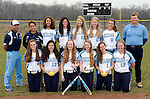 4-25-14, Skyline High School varsity softball team