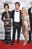Matthew McConaughey &amp; wife Camila Alves &amp; mother Kay McConaughey at the 28th Annual American Cinematheque Award Gala honoring Matthew McConaughey at the Beverly Hilton Hotel.<br /> October 21, 2014  Beverly Hills, CA<br /> Picture: Paul Smith / Featureflash