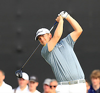 Bernd Wiesberger (AUT) tees off the 15th tee during Thursday's Round 1 of the 145th Open Championship held at Royal Troon Golf Club, Troon, Ayreshire, Scotland. 14th July 2016.<br /> Picture: Eoin Clarke | Golffile<br /> <br /> <br /> All photos usage must carry mandatory copyright credit (&copy; Golffile | Eoin Clarke)