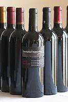 Bottle of Domaine Moureou Madiran France