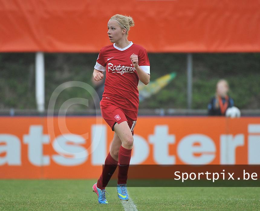 KNVB Beker Finale : ADO Den Haag - FC Twente : Maayke Heuver<br /> foto DAVID CATRY / Nikonpro.be