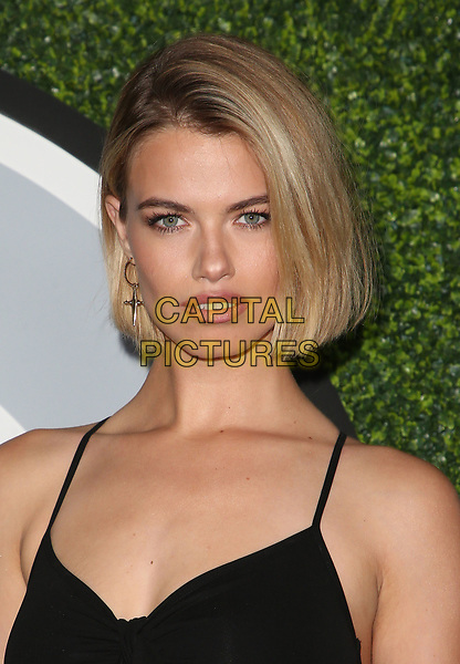 07 December 2017 - West Hollywood, California - Hailey Clauson. 2017 GQ Men of the Year Party held at Chateau Marmont. <br /> CAP/ADM/FS<br /> &copy;FS/ADM/Capital Pictures