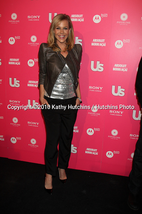 Julie Benz.arrives at the US Weekly Hot Hollywood Party 2010.Drai's at the W Hotel Hollywood.Los Angeles, CA.April 22, 2010.©2010 Kathy Hutchins / Hutchins Photo...