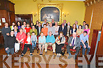 SURPRISE: On Thursday evening at the Grand Hotel, Tralee the family (from around the world and Tralee) of John Roche (New York) held a surprise dinner party for him,