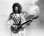Queen 12-1975 Brian May..© Chris Walter..