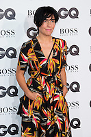 Sharleen Spiteri arrives for the GQ Men Of The Year Awards 2016 at the Tate Modern, London
