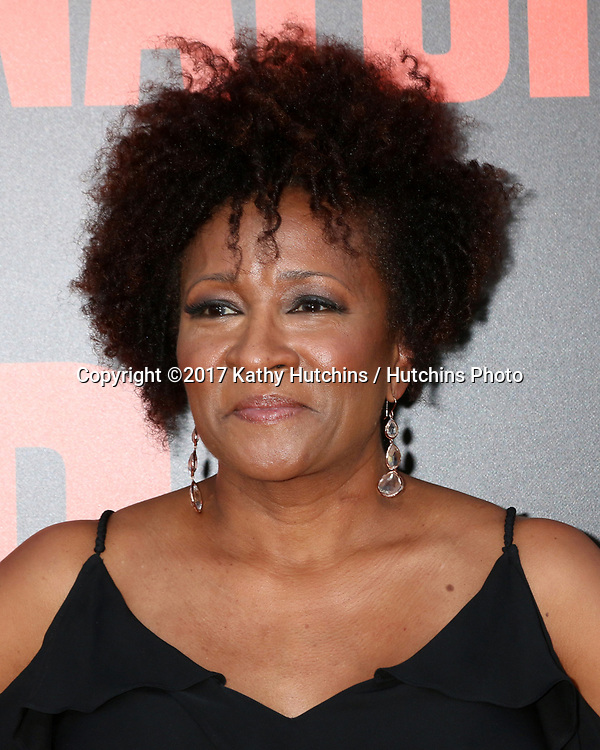 """LOS ANGELES - MAY 10:  Wanda Sykes at the """"Snatched"""" World Premiere at the Village Theater on May 10, 2017 in Westwood, CA"""
