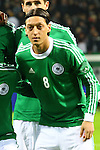 29.02.2012, Weser Stadion, Bremen, nph00045, JI1F6506, im Bild Mesut Oezil (8, Deutschland)<br /> <br /> // during the Match nph00045, JI1F6506,  Weser Stadion, Bremen, Germany, on 2012/02/29<br /> Foto © nph / Sielski *** Local Caption ***