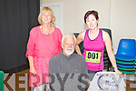 Pictured at the Athea Tidy Towns 5k and 10k fun run and walk which took place on Sunday were members of the organising committee L-R Liz and Jim Dunne and Deirdre Mullane, Athea.