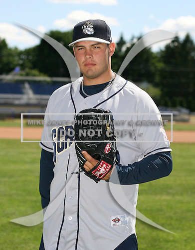 Mahoning Valley Scrappers 2007.Photo By:  Mike Janes.