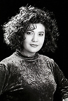 Montreal (qc) CANADA - file Photo - 1992 - <br /> Marcella Pizarro casting photo<br /> <br /> PHOTO : Agence Quebec Presse - stephane Fournier