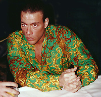 Jean Claude Van Damme 1993<br /> Photo to By John Barrett/PHOTOlink/MediaPunch