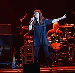 HOLLYWOOD, FL - APRIL 21: Pat Benatar performs at Hard Rock Live at the Seminole Hard Rock Hotel & Casino on April 21, 2013 in Hollywood, Florida. (Photo by Johnny Louis/Jlnphotography.com)