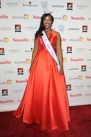 www.acepixs.com<br /> February 7, 2017  New York City<br /> <br /> LaQuitta &ldquo;Shai&rdquo; Wilkins, Miss Black Alabama USA attending the 14th annual Woman's Day Red Dress Awards at Jazz at Lincoln Center on February 7, 2017 in New York City.<br /> <br /> Credit: Kristin Callahan/ACE Pictures<br /> <br /> <br /> Tel: 646 769 0430<br /> Email: info@acepixs.com