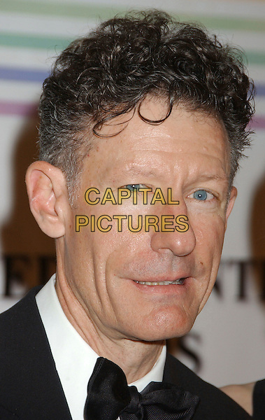 LYLE LOVETT.30th Kennedy Center Honors Recipients honored for lifetime achievement in the performing arts held at the Kennedy Center for the Performing Arts, Washington, D.C. .USA, 02 December 2007..portrait headshot.CAP/ADM/LF.©Laura Farr/AdMedia/Capital Pictures.