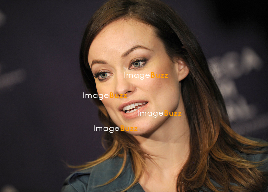 "Olivia Wilde at the premiere of ""The Rider and The Storm"". New York City, April 22, 2013."