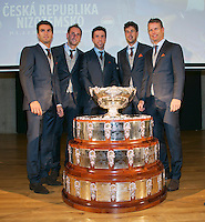2014-01-29 Davis-Cup: Czech republic - Netherlands