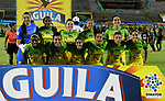 Atlético Huila venció 2-1 a Nacional (2-2 en el global y 3-0 en penales) y se coronó campeón de la Liga Águila Femenina.
