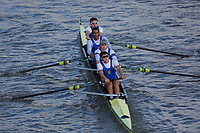 Crew: 17  IMP (L)  Imperial College London (M Ridgwell)  4- Acad Champ<br /> <br /> Fours Head of the River 2018<br /> <br /> To purchase this photo, or to see pricing information for Prints and Downloads, click the blue 'Add to Cart' button at the top-right of the page.