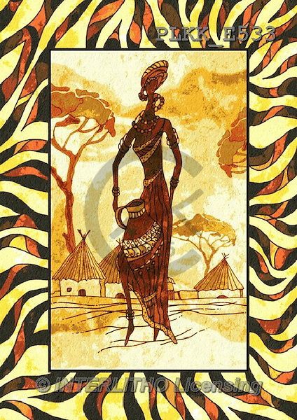 Kris, ETHNIC, paintings+++++,PLKKE533,#ethnic#