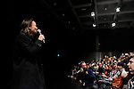 FESTIVAL KALYPSO<br /> <br /> Cadre : Festival Kalypso<br /> Date : 19/11/2014<br /> Lieu : Grande Halle de la Villette, salle Boris Vianl<br /> Ville : Parisl